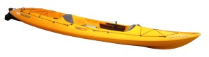 Mission 'Catch 390' sit-on-top fishing kayak